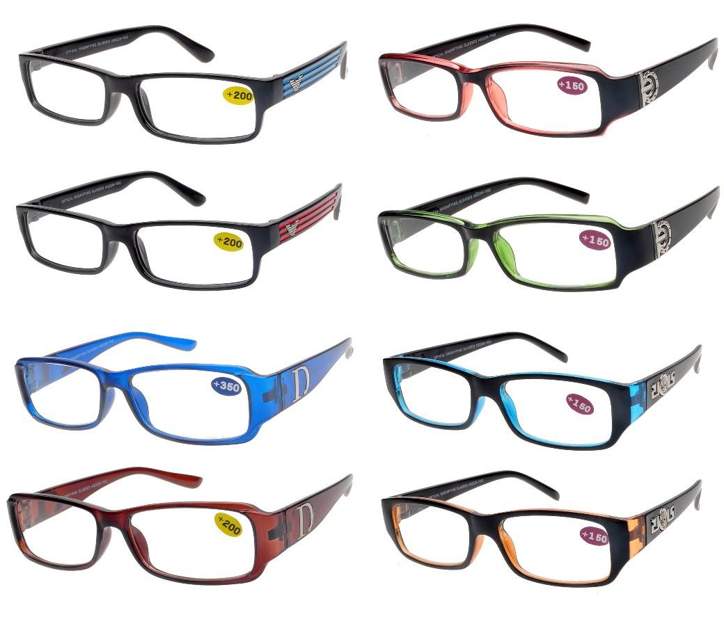 2e7d65be55 Bulk Buy Reading Glasses 4 Style Asort. (Start from 25 doz) R9027 47 ...